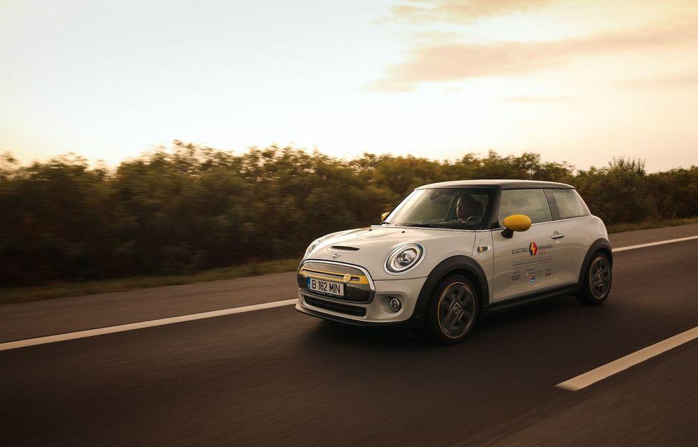 RAPORT FINAL: Mini Cooper SE în #ElectricRomânia 2020: încărcare, consum, autonomie reală - Poza 9