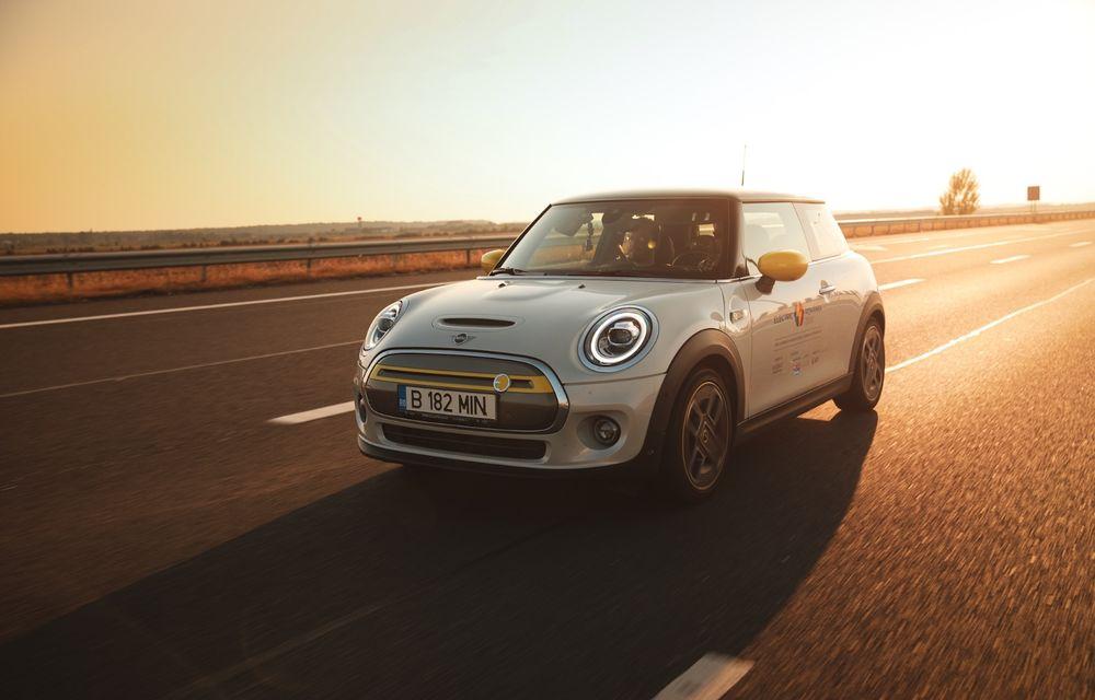 RAPORT FINAL: Mini Cooper SE în #ElectricRomânia 2020: încărcare, consum, autonomie reală - Poza 6