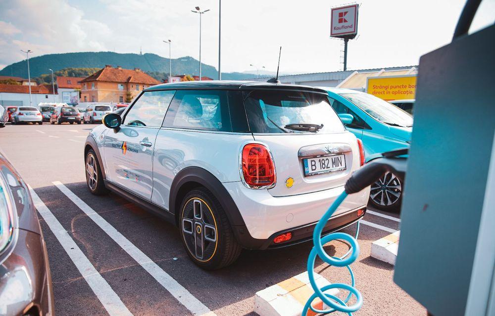 RAPORT FINAL: Mini Cooper SE în #ElectricRomânia 2020: încărcare, consum, autonomie reală - Poza 31