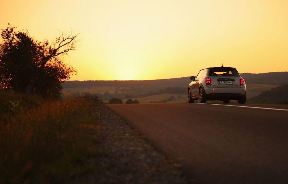 RAPORT FINAL: Mini Cooper SE în #ElectricRomânia 2020: încărcare, consum, autonomie reală - Poza 25