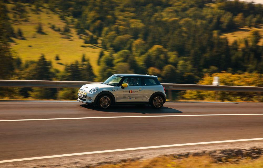 RAPORT FINAL: Mini Cooper SE în #ElectricRomânia 2020: încărcare, consum, autonomie reală - Poza 10