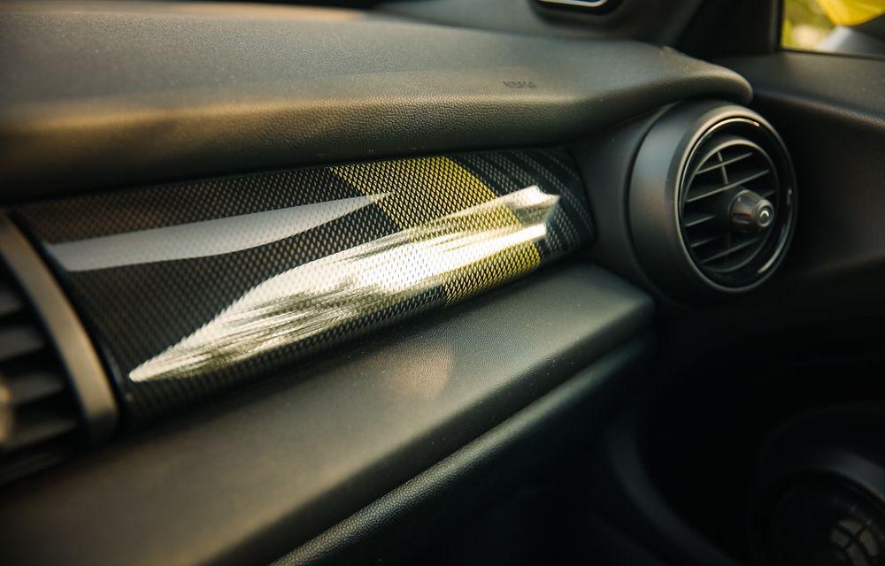 RAPORT FINAL: Mini Cooper SE în #ElectricRomânia 2020: încărcare, consum, autonomie reală - Poza 39