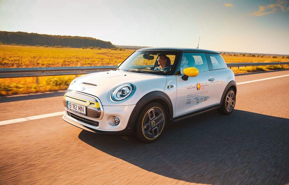 RAPORT FINAL: Mini Cooper SE în #ElectricRomânia 2020: încărcare, consum, autonomie reală - Poza 5