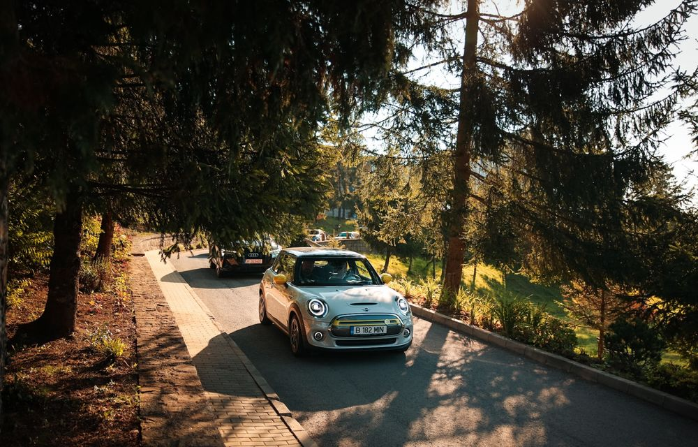 RAPORT FINAL: Mini Cooper SE în #ElectricRomânia 2020: încărcare, consum, autonomie reală - Poza 18