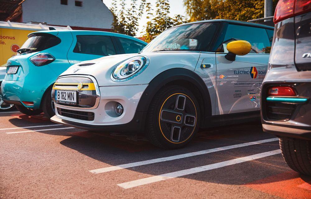 RAPORT FINAL: Mini Cooper SE în #ElectricRomânia 2020: încărcare, consum, autonomie reală - Poza 29