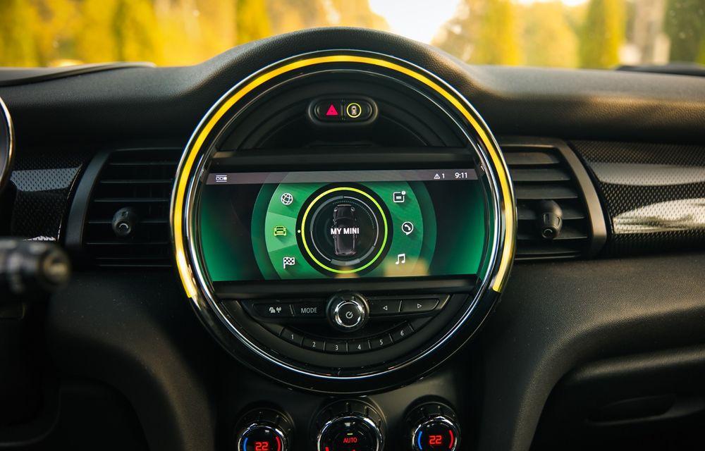 RAPORT FINAL: Mini Cooper SE în #ElectricRomânia 2020: încărcare, consum, autonomie reală - Poza 38
