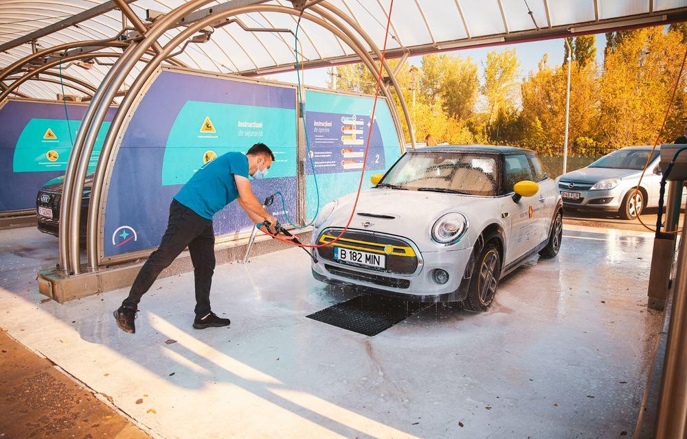 RAPORT FINAL: Mini Cooper SE în #ElectricRomânia 2020: încărcare, consum, autonomie reală - Poza 33