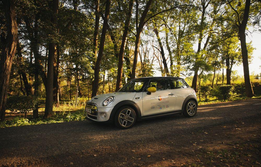 RAPORT FINAL: Mini Cooper SE în #ElectricRomânia 2020: încărcare, consum, autonomie reală - Poza 27