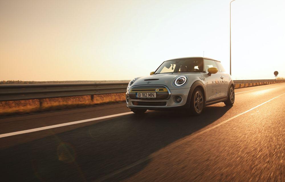 RAPORT FINAL: Mini Cooper SE în #ElectricRomânia 2020: încărcare, consum, autonomie reală - Poza 7