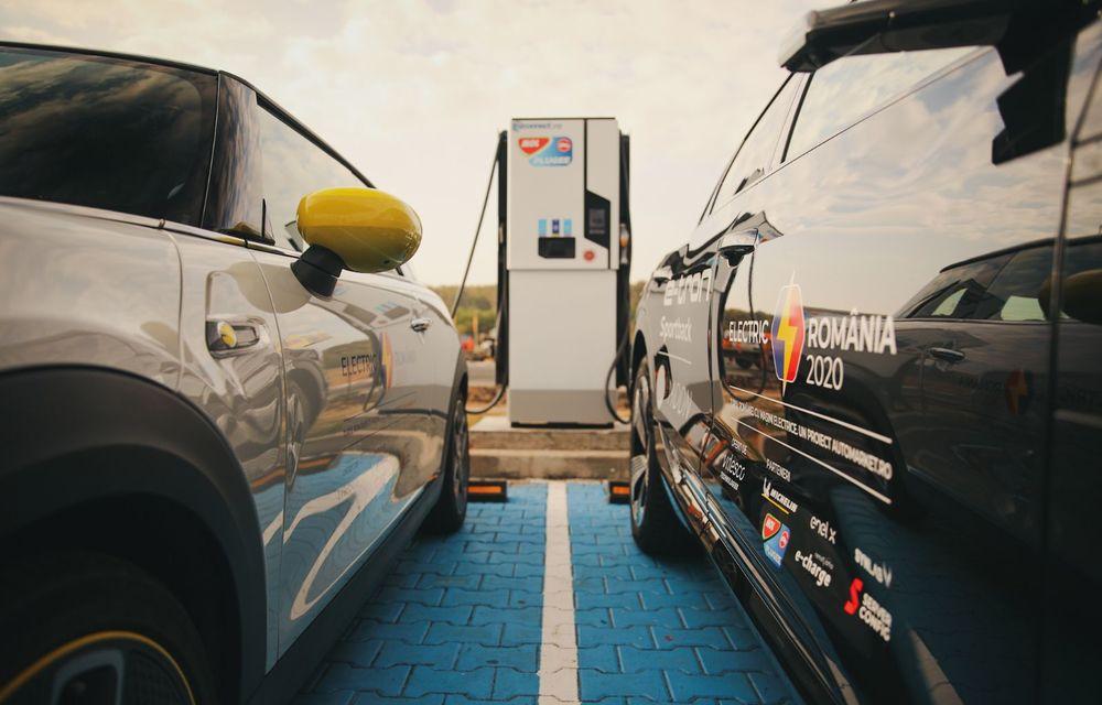 RAPORT FINAL: Mini Cooper SE în #ElectricRomânia 2020: încărcare, consum, autonomie reală - Poza 30