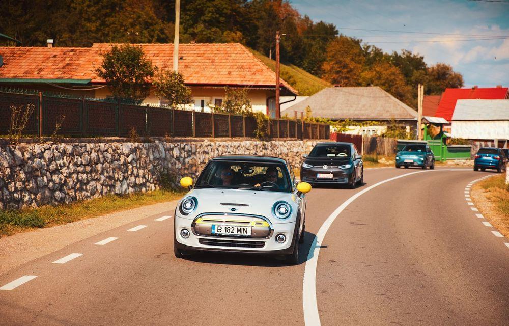 RAPORT FINAL: Mini Cooper SE în #ElectricRomânia 2020: încărcare, consum, autonomie reală - Poza 13