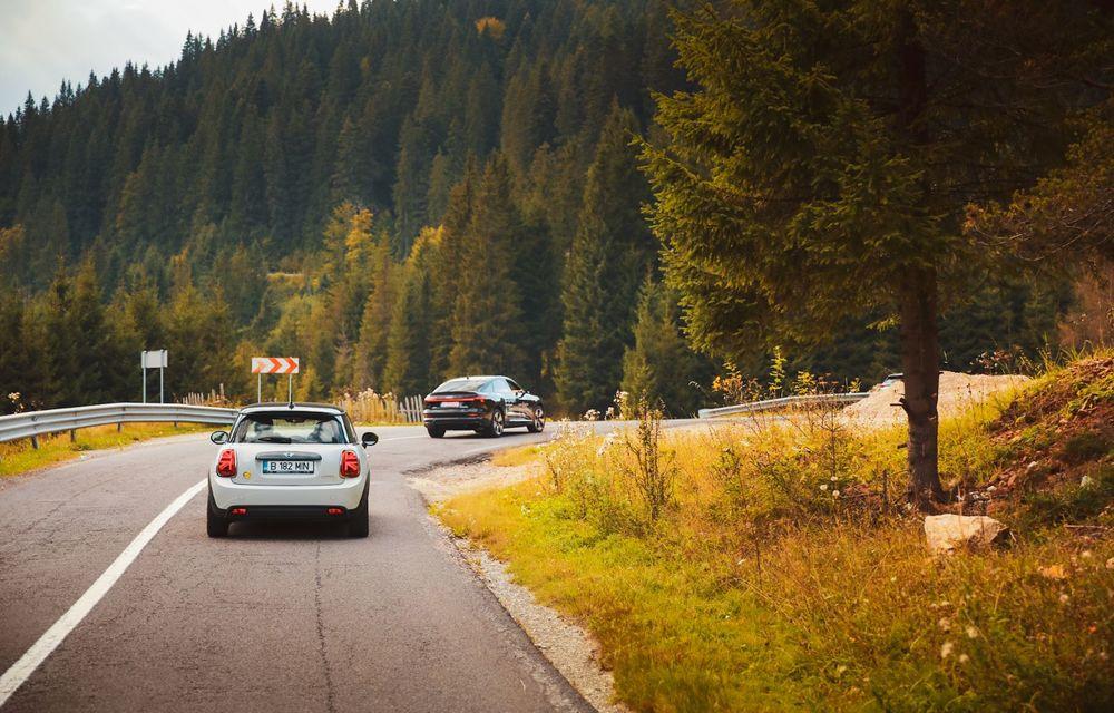RAPORT FINAL: Mini Cooper SE în #ElectricRomânia 2020: încărcare, consum, autonomie reală - Poza 19