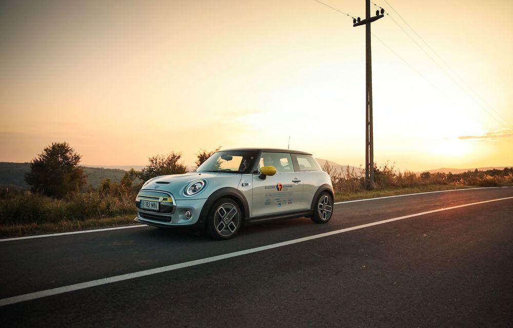 RAPORT FINAL: Mini Cooper SE în #ElectricRomânia 2020: încărcare, consum, autonomie reală - Poza 16