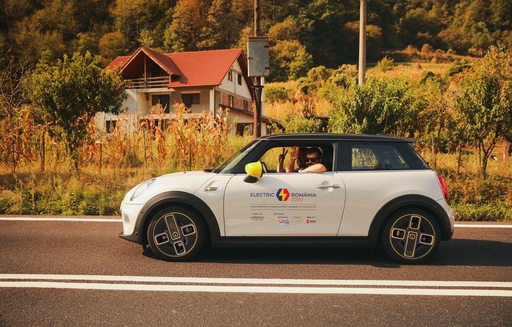 RAPORT FINAL: Mini Cooper SE în #ElectricRomânia 2020: încărcare, consum, autonomie reală - Poza 22