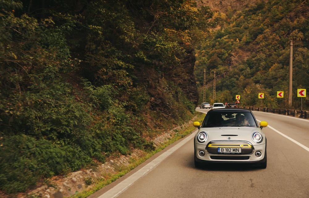 RAPORT FINAL: Mini Cooper SE în #ElectricRomânia 2020: încărcare, consum, autonomie reală - Poza 11