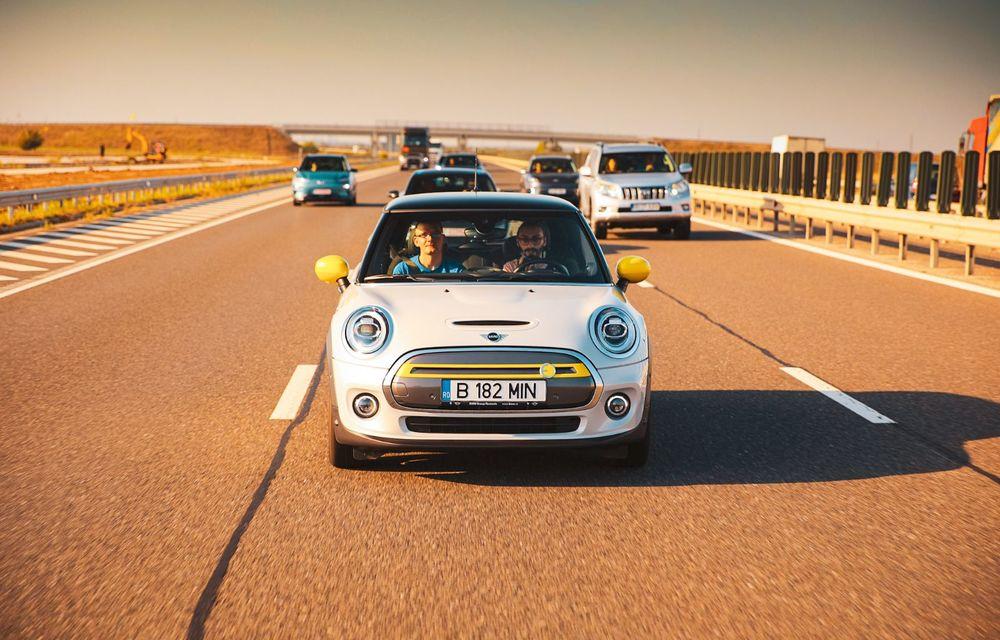 RAPORT FINAL: Mini Cooper SE în #ElectricRomânia 2020: încărcare, consum, autonomie reală - Poza 2