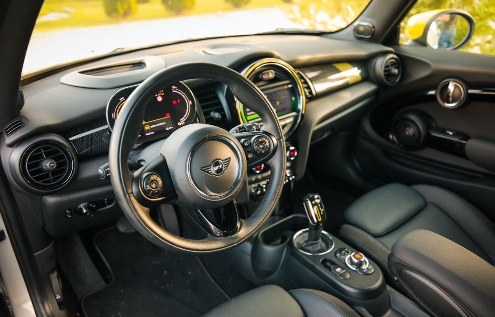 RAPORT FINAL: Mini Cooper SE în #ElectricRomânia 2020: încărcare, consum, autonomie reală - Poza 34