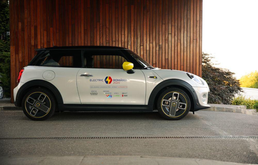 RAPORT FINAL: Mini Cooper SE în #ElectricRomânia 2020: încărcare, consum, autonomie reală - Poza 21