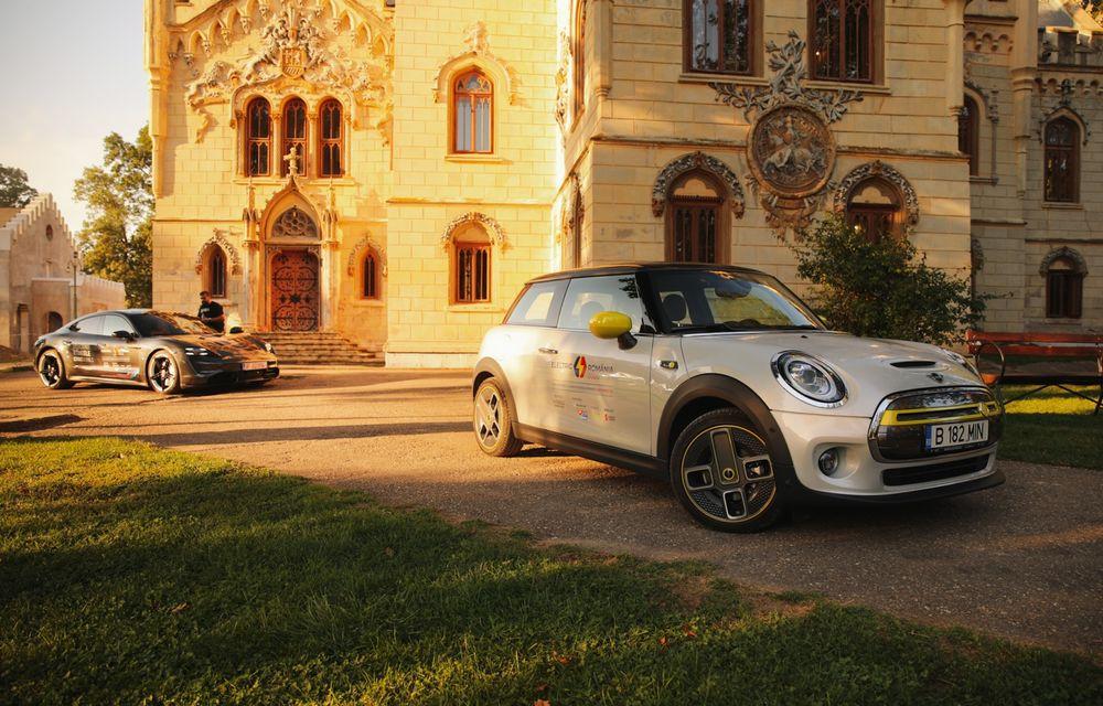RAPORT FINAL: Mini Cooper SE în #ElectricRomânia 2020: încărcare, consum, autonomie reală - Poza 17