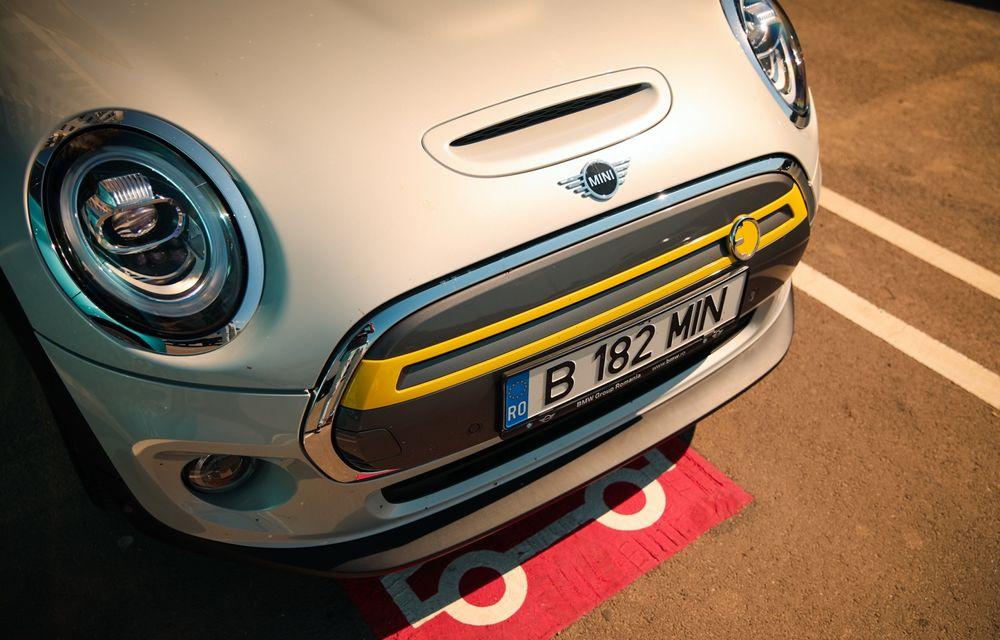 RAPORT FINAL: Mini Cooper SE în #ElectricRomânia 2020: încărcare, consum, autonomie reală - Poza 28