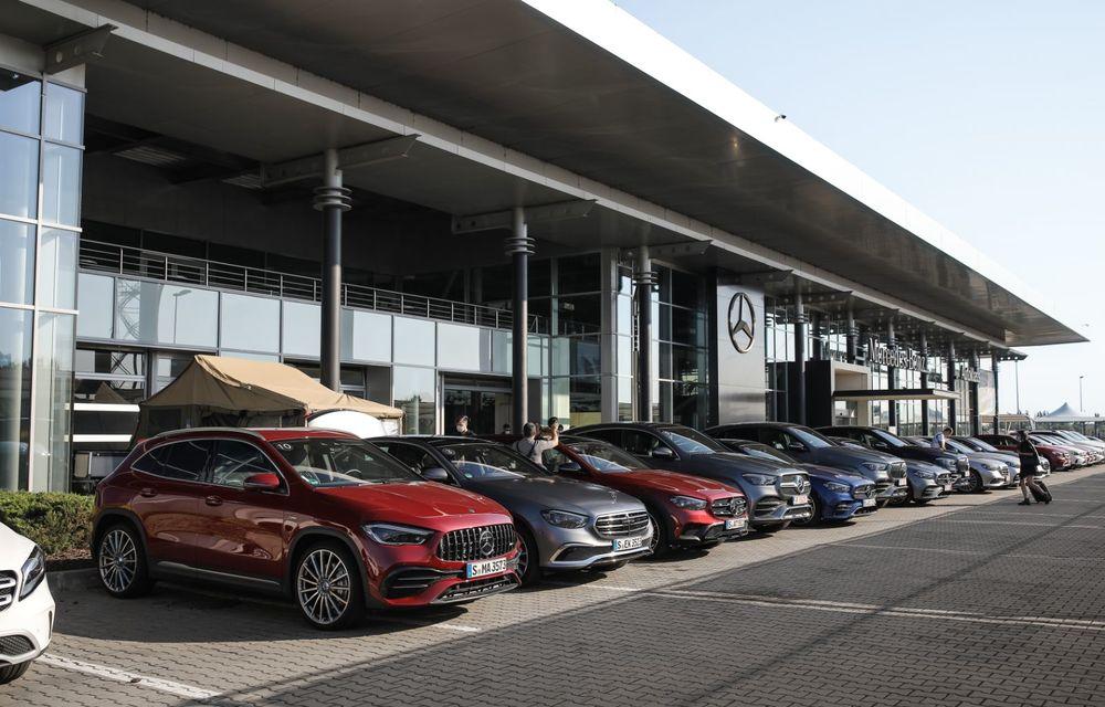 Mercedes-Benz Clasa E facelift a ajuns și în România: prim contact cu versiunile sedan, coupe și All-Terrain - Poza 5