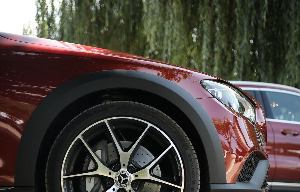Mercedes-Benz Clasa E facelift a ajuns și în România: prim contact cu versiunile sedan, coupe și All-Terrain - Poza 55