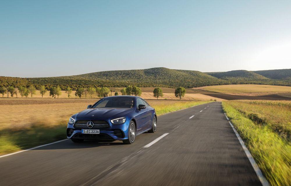 Mercedes-Benz Clasa E facelift a ajuns și în România: prim contact cu versiunile sedan, coupe și All-Terrain - Poza 31