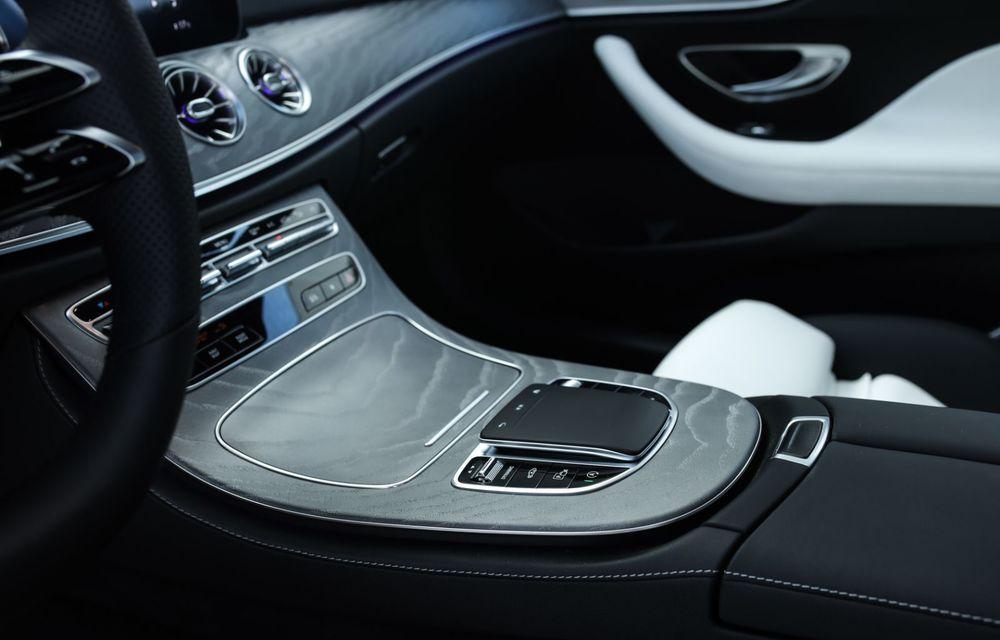 Mercedes-Benz Clasa E facelift a ajuns și în România: prim contact cu versiunile sedan, coupe și All-Terrain - Poza 65