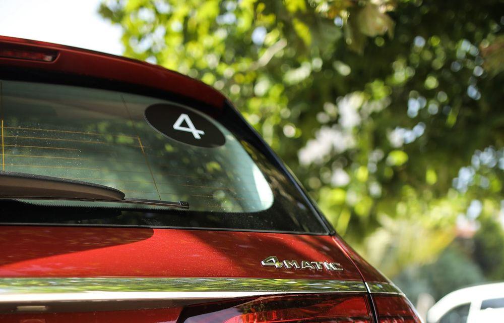 Mercedes-Benz Clasa E facelift a ajuns și în România: prim contact cu versiunile sedan, coupe și All-Terrain - Poza 53