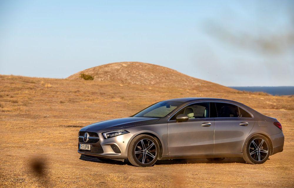 Mercedes-Benz Clasa E facelift a ajuns și în România: prim contact cu versiunile sedan, coupe și All-Terrain - Poza 25