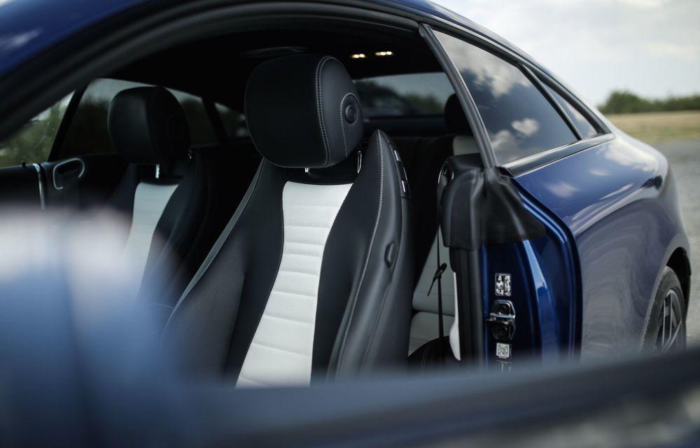 Mercedes-Benz Clasa E facelift a ajuns și în România: prim contact cu versiunile sedan, coupe și All-Terrain - Poza 60