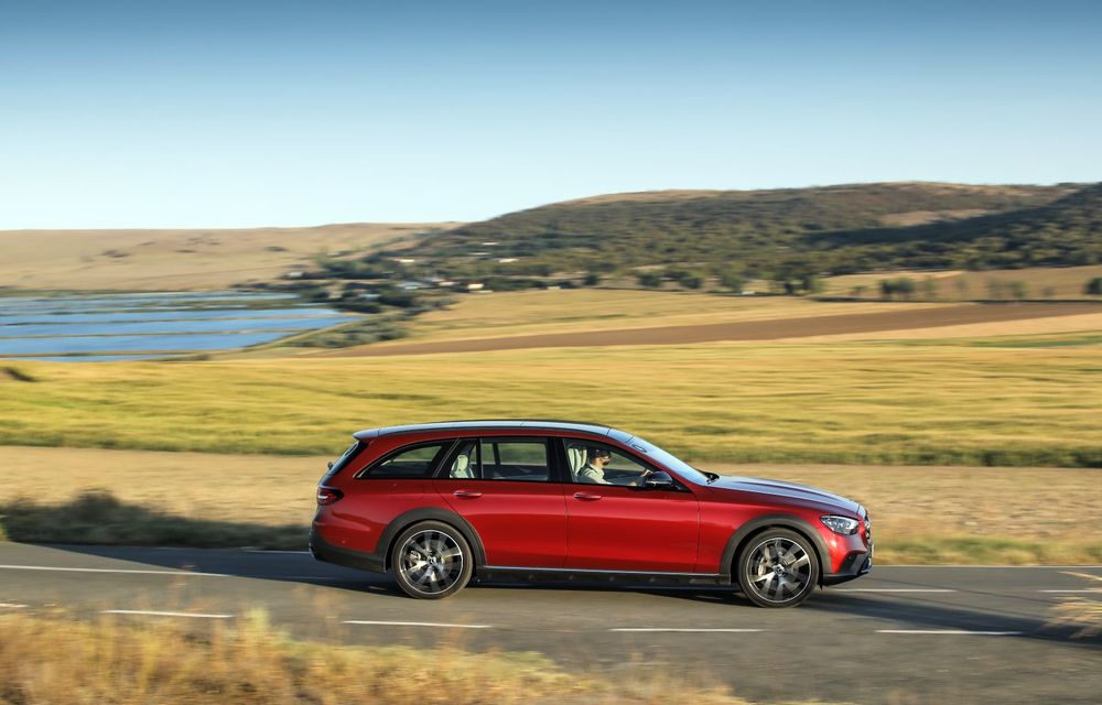 Mercedes-Benz Clasa E facelift a ajuns și în România: prim contact cu versiunile sedan, coupe și All-Terrain - Poza 43