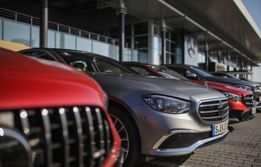 Mercedes-Benz Clasa E facelift a ajuns și în România: prim contact cu versiunile sedan, coupe și All-Terrain - Poza 9