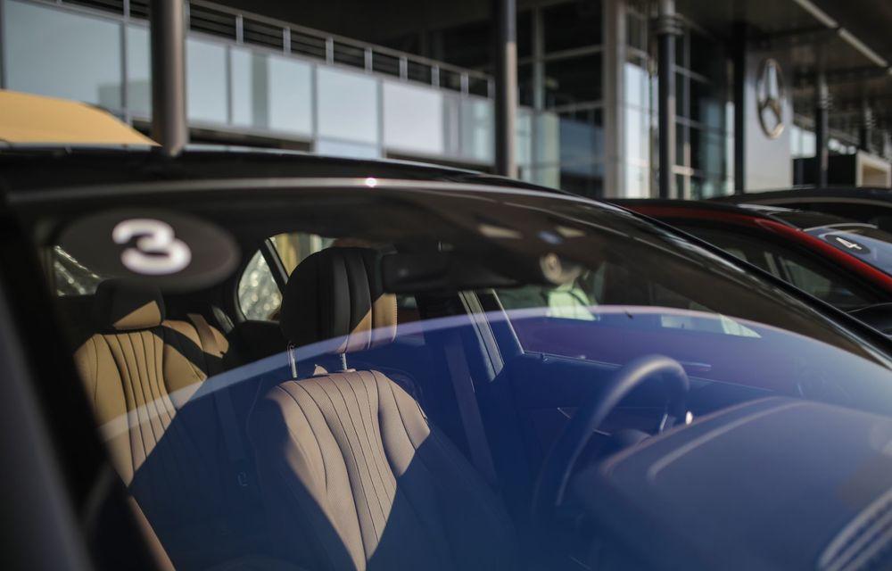 Mercedes-Benz Clasa E facelift a ajuns și în România: prim contact cu versiunile sedan, coupe și All-Terrain - Poza 11