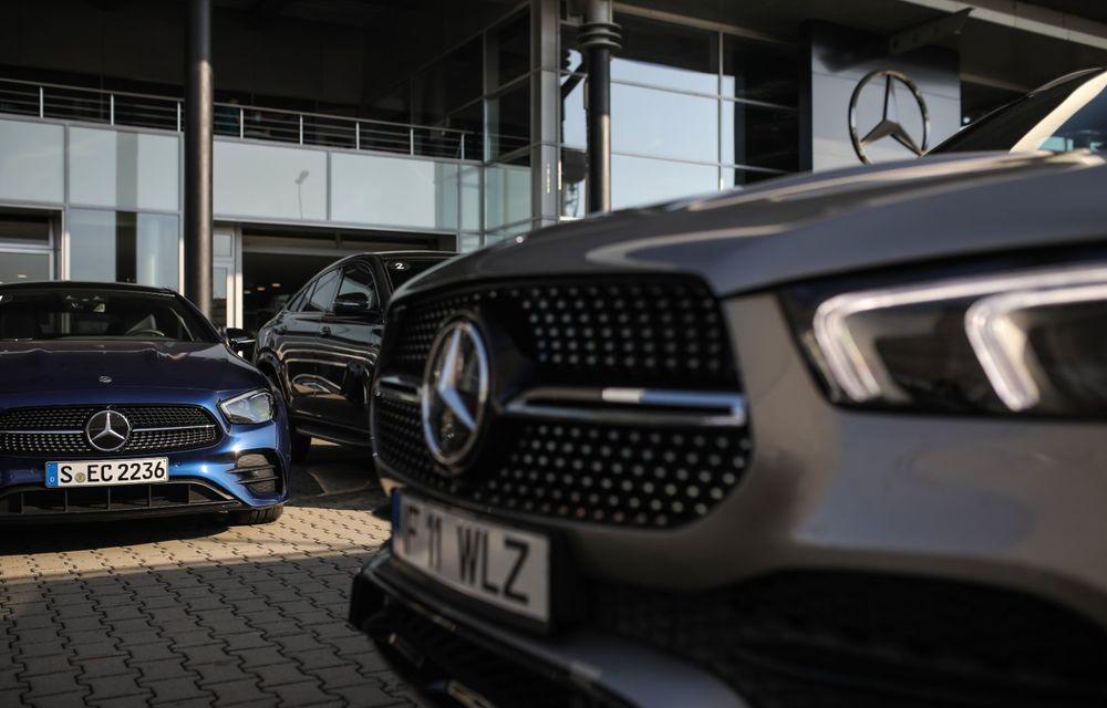 Mercedes-Benz Clasa E facelift a ajuns și în România: prim contact cu versiunile sedan, coupe și All-Terrain - Poza 10
