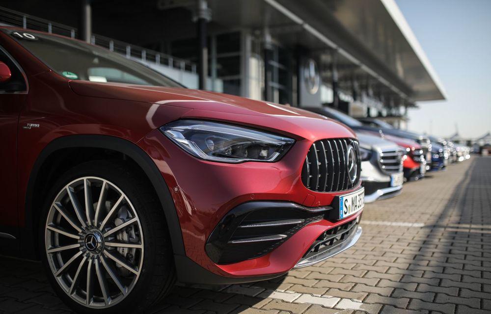 Mercedes-Benz Clasa E facelift a ajuns și în România: prim contact cu versiunile sedan, coupe și All-Terrain - Poza 8