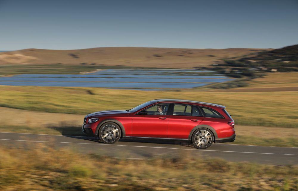 Mercedes-Benz Clasa E facelift a ajuns și în România: prim contact cu versiunile sedan, coupe și All-Terrain - Poza 45
