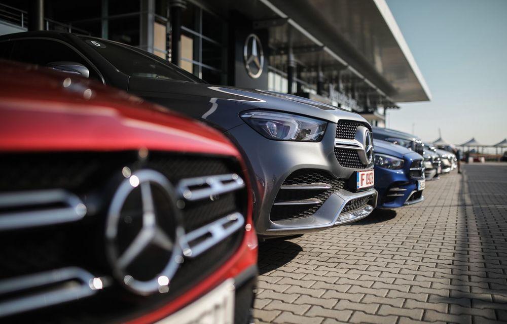 Mercedes-Benz Clasa E facelift a ajuns și în România: prim contact cu versiunile sedan, coupe și All-Terrain - Poza 7