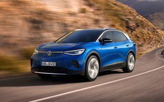 Volkswagen ID.4 este aici: SUV-ul electric are versiune de lansare de 204 cai putere și autonomie de 520 de kilometri