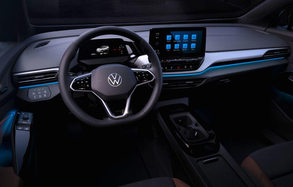 Volkswagen ID.4 este aici: SUV-ul electric are versiune de lansare de 204 cai putere și autonomie de 520 de kilometri - Poza 5