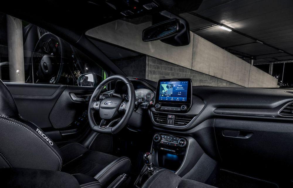 Noul Ford Puma ST este aici: primul model Ford Performance produs în România are motor EcoBoost de 1.5 litri ce dezvoltă 200 CP și o cutie manuală cu 6 trepte - Poza 5