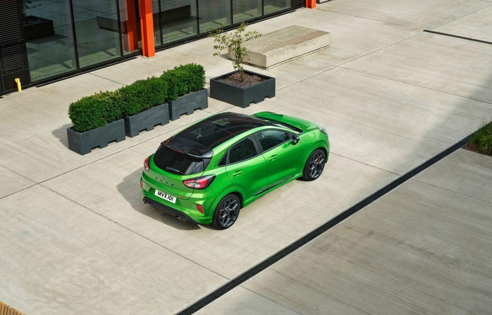 Noul Ford Puma ST este aici: primul model Ford Performance produs în România are motor EcoBoost de 1.5 litri ce dezvoltă 200 CP și o cutie manuală cu 6 trepte - Poza 6