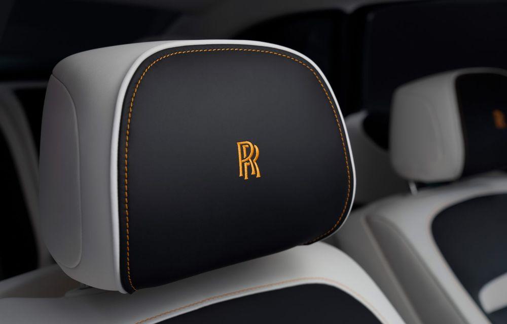 Rolls-Royce prezintă noul Ghost Extended: ampatament mai mare cu 170 mm și mai mult spațiu pentru pasagerii din spate - Poza 5