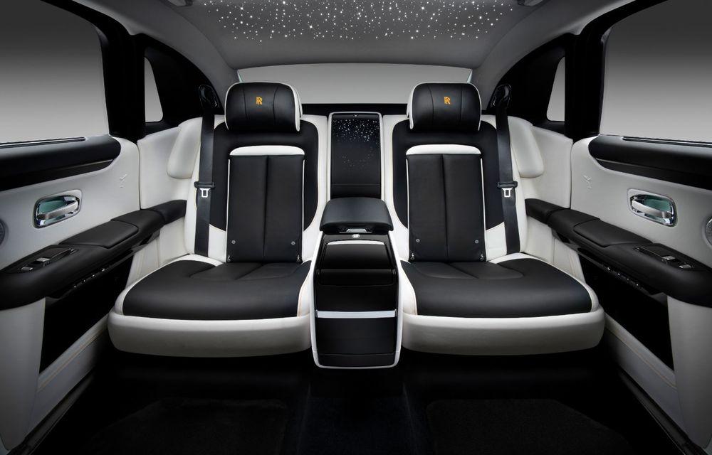 Rolls-Royce prezintă noul Ghost Extended: ampatament mai mare cu 170 mm și mai mult spațiu pentru pasagerii din spate - Poza 9