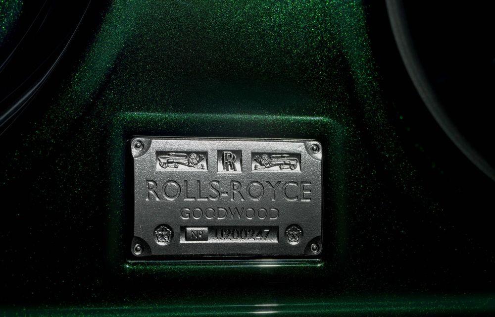 Rolls-Royce prezintă noul Ghost Extended: ampatament mai mare cu 170 mm și mai mult spațiu pentru pasagerii din spate - Poza 7