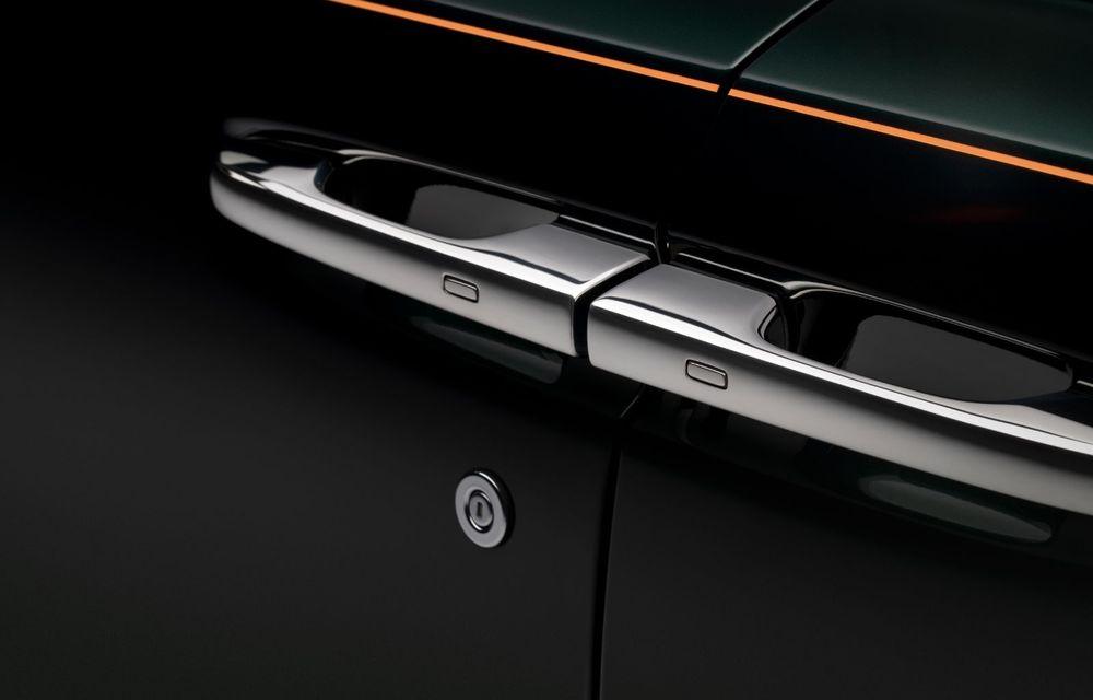 Rolls-Royce prezintă noul Ghost Extended: ampatament mai mare cu 170 mm și mai mult spațiu pentru pasagerii din spate - Poza 6