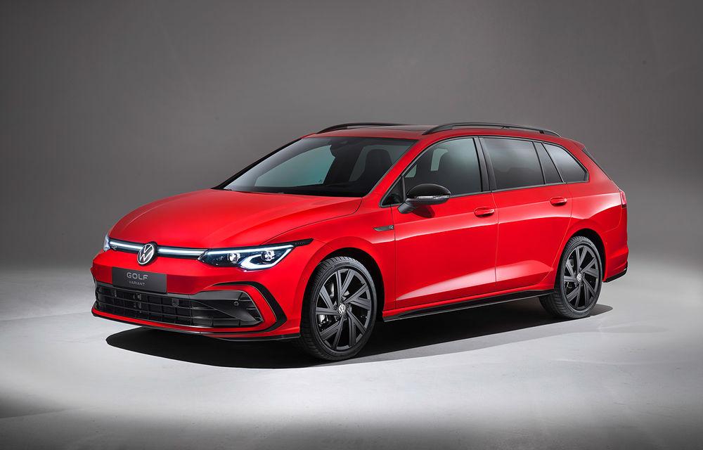 Prețuri Volkswagen Golf Variant în România: start de la aproape 23.500 de euro - Poza 1