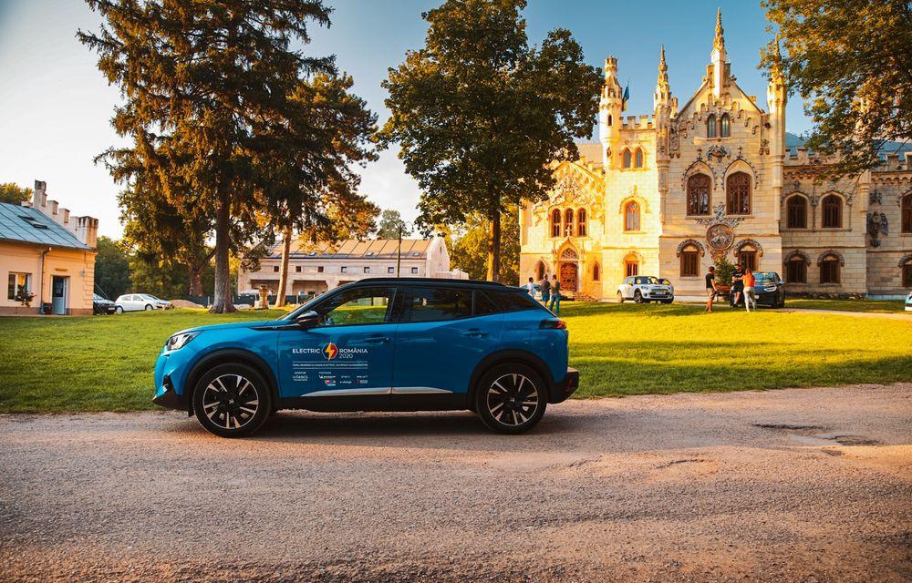 RAPORT FINAL: Peugeot e-2008 în #ElectricRomânia 2020: încărcare, consum, autonomie reală - Poza 29