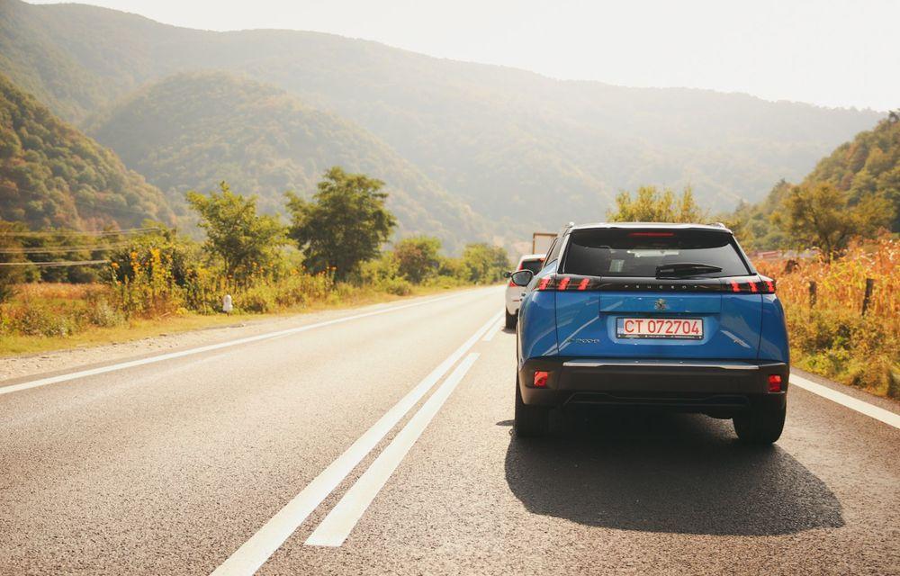 RAPORT FINAL: Peugeot e-2008 în #ElectricRomânia 2020: încărcare, consum, autonomie reală - Poza 23