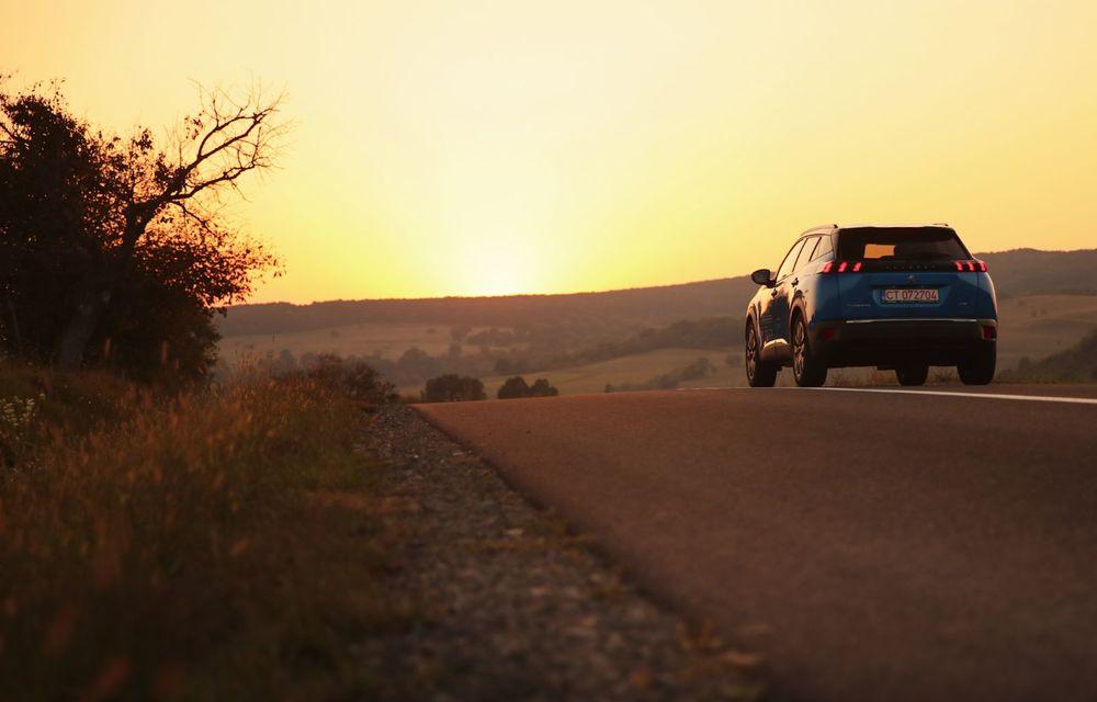 RAPORT FINAL: Peugeot e-2008 în #ElectricRomânia 2020: încărcare, consum, autonomie reală - Poza 27